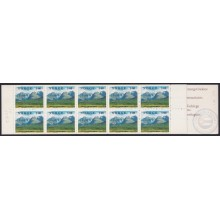 F-EX23822 NORGE NOREG MNH 1978 BOOKLED NATURE MOUNTAING LANDSPACE.