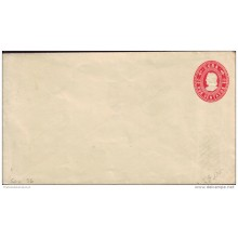 1899-EP-15 CUBA. 1899. US OCCUPATION. Ed.56. 2c. ENTERO POSTAL. POSTAL STATIONERY. PAPEL CREMA. NAIFE 75.