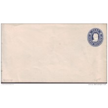 1899-EP-16 CUBA. 1899. US OCCUPATION. Ed.58. 5c. ENTERO POSTAL. POSTAL STATIONERY. PAPEL BLANCO. NAIFE 75.