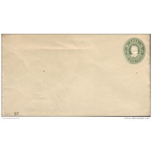1899-EP-17 CUBA. 1899. US OCCUPATION. Ed.52. 1c. ENTERO POSTAL. POSTAL STATIONERY. PAPEL CREMA. NAIFE 75.