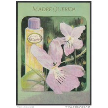 1991-EP-11 CUBA 1991. Ed.149a. MOTHER DAY SPECIAL DELIVERY. POSTAL STATIONERY. ERROR DE COLOR. FLORES Y PERFUME. FLOWER