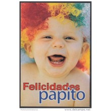 2002-EP-2 CUBA 2002. Ed.65g. FATHER'S DAY. SPECIAL DELIVERY. ENTERO POSTAL. POSTAL STATIONERY. DIA DEL PADRE. UNUSED.