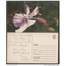 1994-EP-5 CUBA 1994. Ed.AP21a. MOTHER DAY SPECIAL DELIVERY. POSTAL STATIONERY. ROSAS. ROSE. FLOWERS. FLORES. USED.