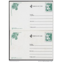 2003-EP-1 CUBA 2003. Ed.75. MOTHER DAY SPECIAL DELIVERY. ENTERO POSTAL. POSTAL STATIONERY. WITHOUT REVERSE 2-36. SOLO FA