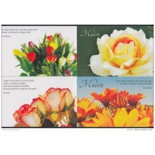 2006-EP-1 CUBA 2003. MOTHER DAY SPECIAL DELIVERY. ENTERO POSTAL. POSTAL STATIONERY. COMPLETE SET 1-40. UNUSED.