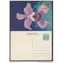 1983-EP-18 CUBA 1983. Ed.133c. MOTHER DAY SPECIAL DELIVERY. POSTAL STATIONERY. A. MACEO. FLORES. FLOWERS. UNUSED.