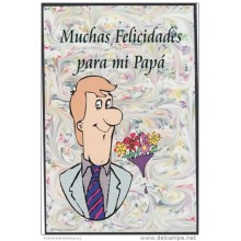 2000-EP-13 CUBA 2000. Ed.48m. FATHER'S DAY. SPECIAL DELIVERY. POSTAL STATIONERY. FLOWERS. HOMBRE. MEN. UNUSED.