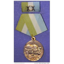 *O318 CUBA MILITAR MEDAL XX YEAR OF SERVICE FAR