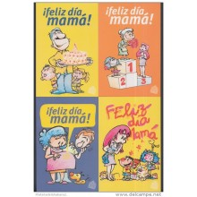 2007-EP-7 CUBA 2007. Ed. MOTHER DAY SPECIAL DELIVERY. POSTAL STATIONERY. SET 40-40. FLORES. ROSAS. FLOWERS. UNUSED.