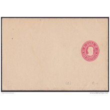 1899-EP-127. CUBA US OCCUPATION. 1899. COLON. 1c. Ed.68. FAJA DE PERIODICOS. NEWSPAPER POSTAL STATIONERY.