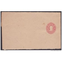 1899-EP-128. CUBA US OCCUPATION. 1899. COLON. 1c. Ed.68. FAJA DE PERIODICOS. NEWSPAPER POSTAL STATIONERY.