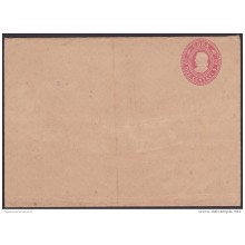 1899-EP-129. CUBA US OCCUPATION. 1899. COLON. 1c. Ed.68. FAJA DE PERIODICOS. NEWSPAPER POSTAL STATIONERY.