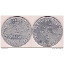 TK-305 CUBA TOKEN DEVELOPMENT Co OF CEBALLOS. 1$. ALUMINUM.