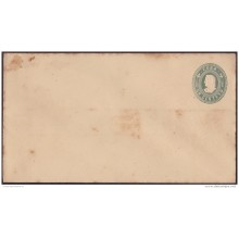 1899-EP-136 CUBA US OCCUPATION. 1899. POSTAL STATIONERY. Ed.51. PAPEL BLANCO. NAIFE 75. UNUSED.