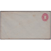 1899-EP-139 CUBA US OCCUPATION. 1899. POSTAL STATIONERY. Ed.61. PAPEL AZUL. MEDIDAS: 171 x 95 mm. UNUSED.