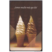 2004-EP-14 CUBA. POSTAL STATIONERY. 2004. UNCATALOGUED. DIA ENAMORADOS. SAN VALENTIN DAY UNUSED. ICE CREAM.