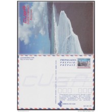 2000-EP-140 CUBA 2000. POSTAL STATIONERY. PLAYA DE ARENAS NEGRAS. BEACH. VISTAS TURISTICAS. UNUSED.