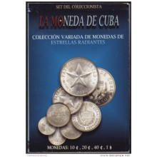 BK-SET-77 CUBA SPECIAL BOOK SILVER COMPLETE SET SILVER STAR 1915-1949.